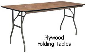 Where to find TABLE, BANQUET 8  RECTANGULAR in Elk City