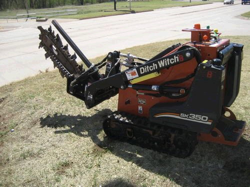 Where to find MINI-SKID, DITCH WITCH SK350 in Elk City
