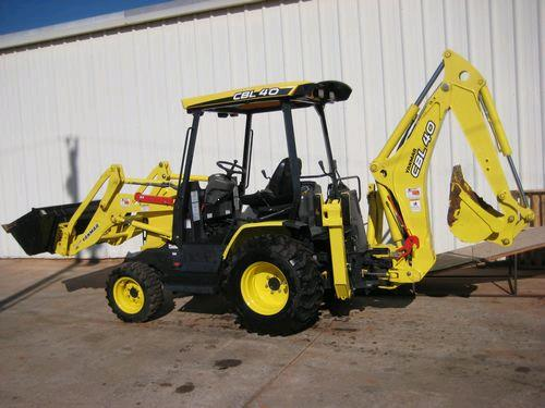 Where to find BACKHOE, MINI-YANMAR in Elk City