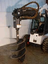 Where to find BOBCAT POSTHOLE AUGER ATTACHMENT in Elk City