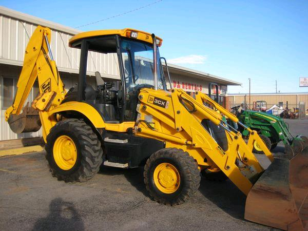 Where to find BACKHOE, JCB 3CX in Elk City