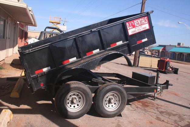 Where to find TRAILER, DUMP BED  2 5 16 in Elk City