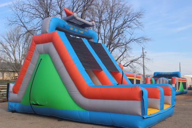 Where to find SLIDE, MEGA DOUBLE in Elk City